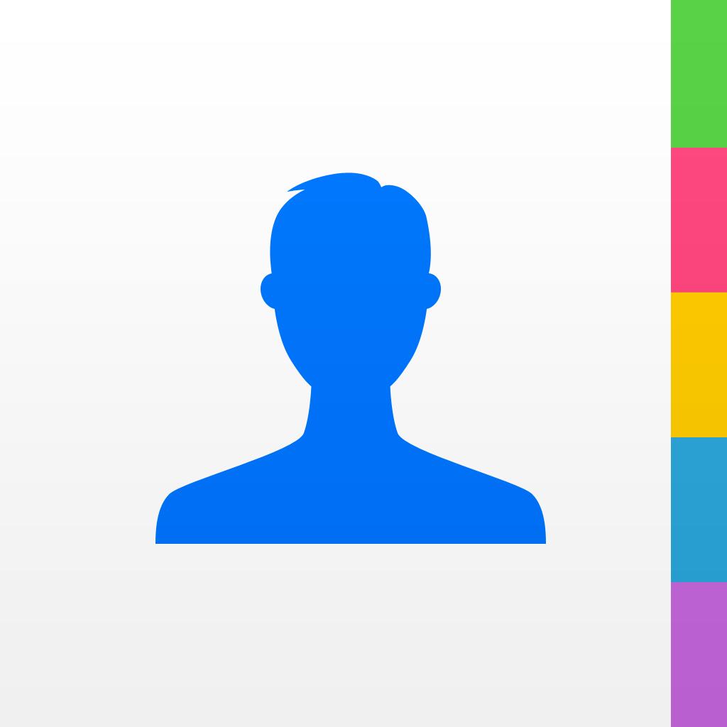 連絡先SS - 連絡先のグループ分けとグループメールの一斉送信ができる無料アドレス帳アプリ
